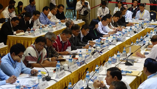Four ceasefire points left to resolve, says NCCT delegate