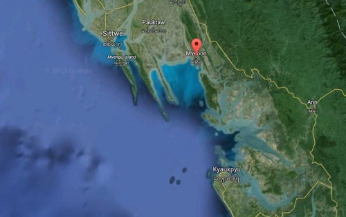 Aid workers blocked from entering Muslim camp in Myebon amid tension