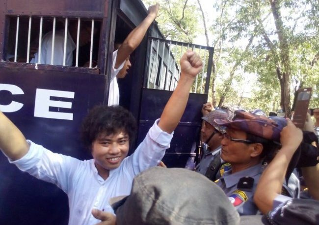 Hearing postponed after activist collapses at court
