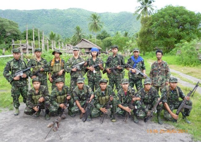 Include us in peace talks, says Arakan State Army