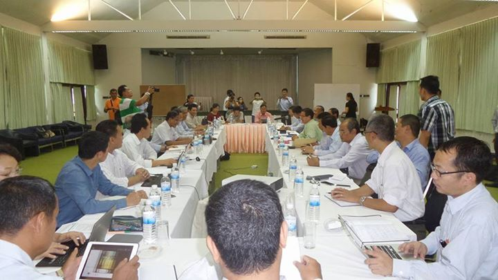 Committees to take up political dialogue post-NCA