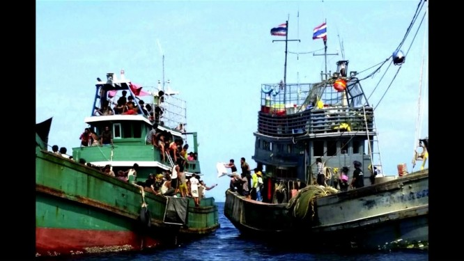 Burma 'ready to provide humanitarian assistance' to boat people
