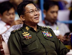 Thailand decorates Burma's army chief amid Rohingya Crisis