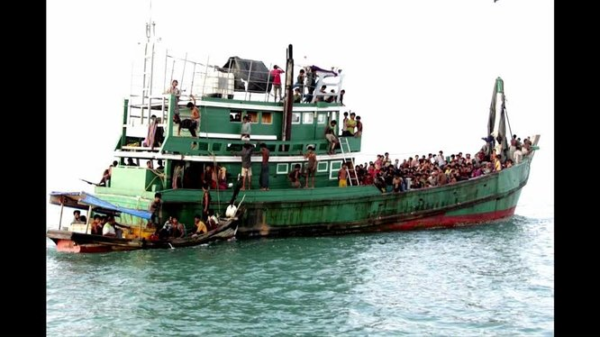 Southeast Asia urged not to repeat migrant crisis
