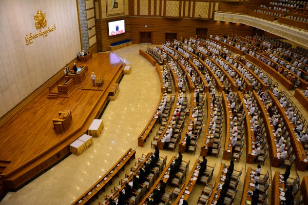 First-past-the-post system for 2015 election: UEC