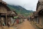 Mae La refugee camp on the Thai-Burmese border. (PHOTO: Feliz Solomon/DVB)