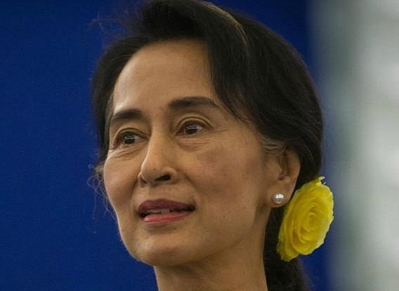 File photo of Burma's opposition leader Aung San Suu Kyi (PHOTO: Wikimedia Commons)