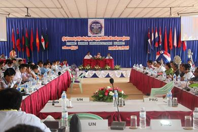 Ethnic leaders approve draft ceasefire