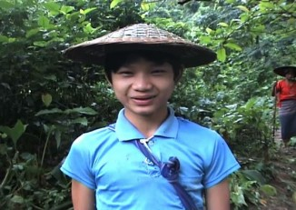 Asia can fight climate change and poverty by investing in forest communities, says environmental NGO. (PHOTO: DVB).