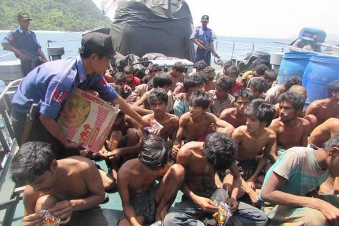 102 abandoned migrants rescued in Tenasserim
