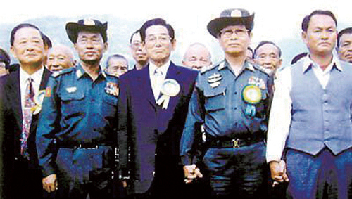 Find Peng Jiasheng, Burmese military tells Thais