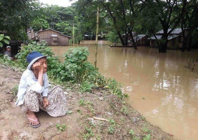 45 dead as floods wreak havoc in Burma