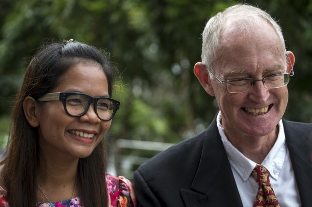 Australian scores victory for press freedom in Thailand