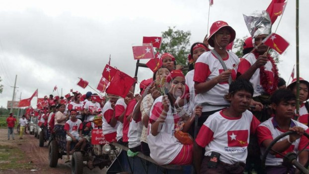 By-elections: NLD launches campaign to hold Kawhmu