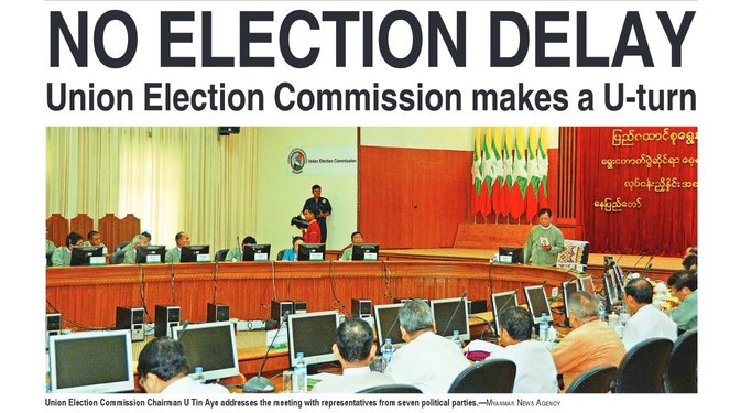 ELECTION 2015: The show must go on