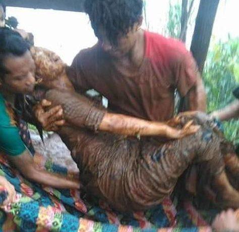 10 dead as mudslides hit Karenni mining town