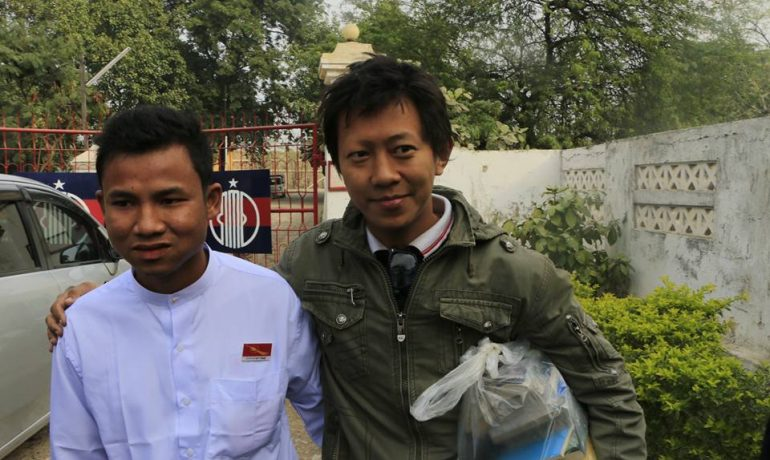 52 political prisoners freed in amnesty