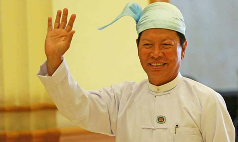 Aung Ko: A 'traitor' to his party, but loyal to his country