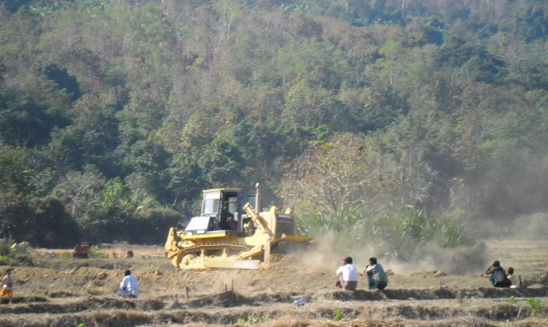 Arakanese activists call for local ownership of natural resources