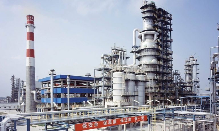 China firm wins approval for $3 bln refinery in Burma