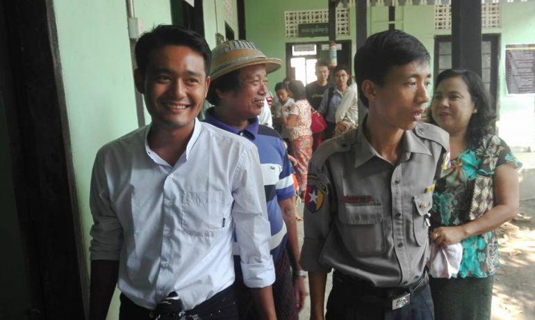 Trial of Facebook poet carries on in Rangoon