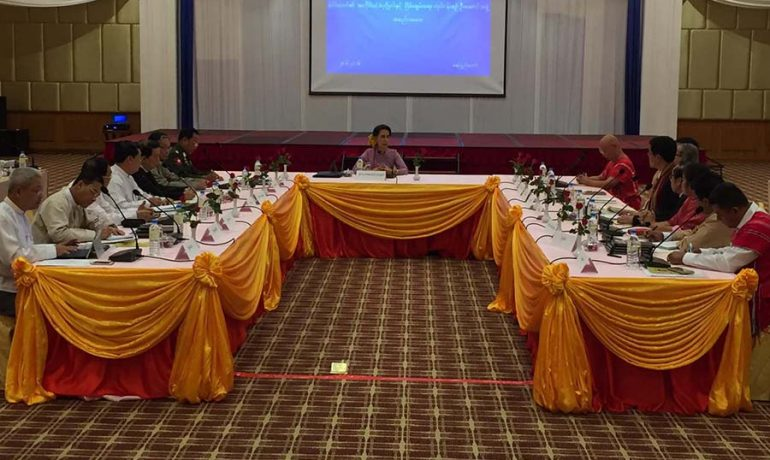 Suu Kyi, NCA groups agree to start 'Second Panglong' in August