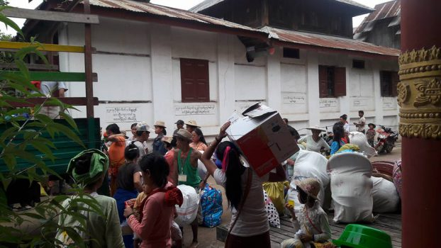 300 Hsipaw IDPs returning home