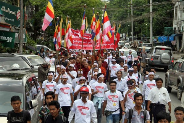 EU says Burma needs 'space' on Rohingya issue