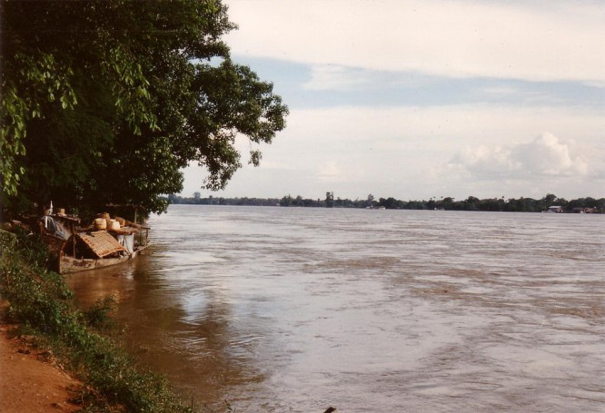 Metal contamination on Chindwin River 'dangerously high'