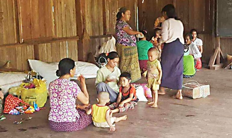 Shans claim Burma army attacked drug rehab centre