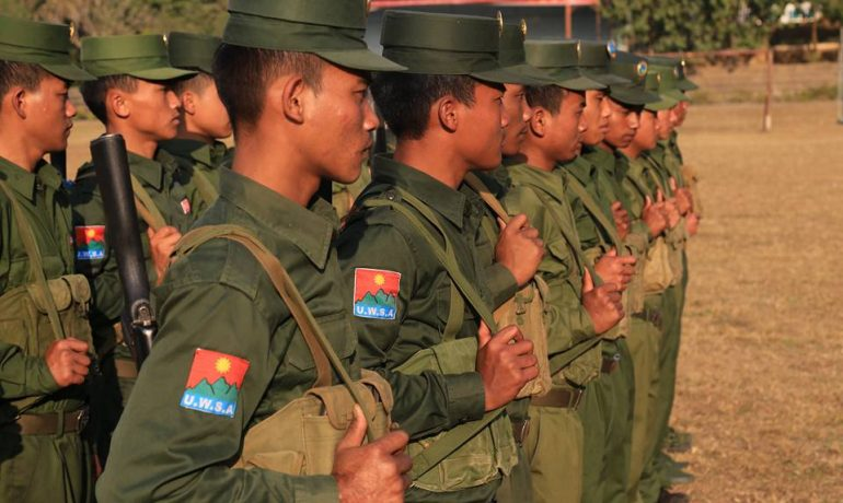 Situation 'tense' following Wa rejection of Burmese military demands