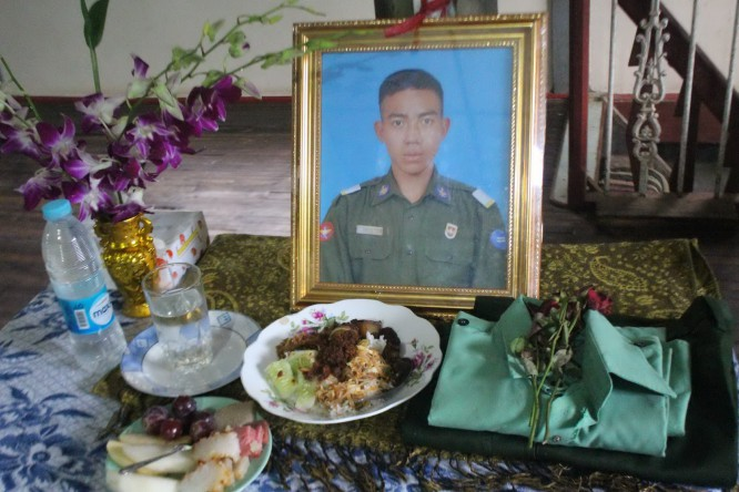 Was military culture of violence to blame for 18-yr-old's death?