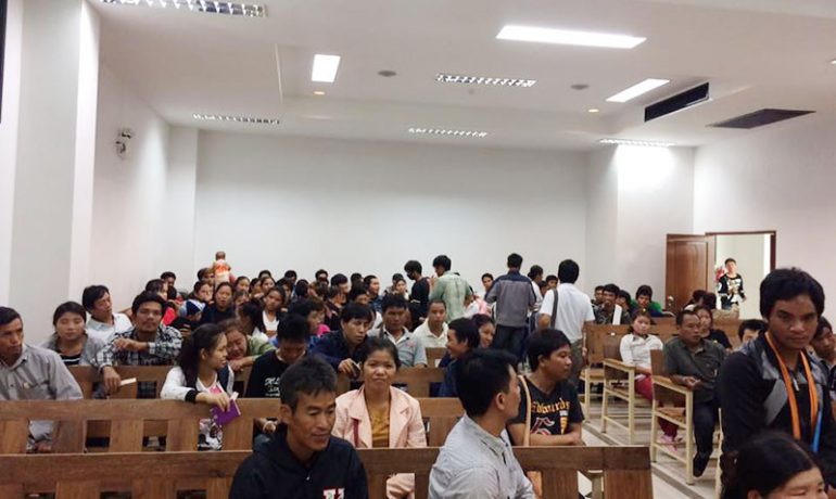 Thai company ordered to pay Burmese workers