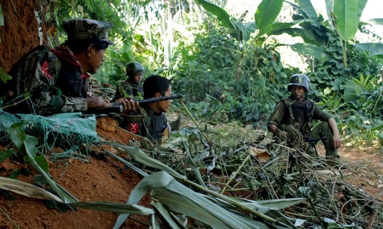 Kachin rebels deny involvement in attack that killed 19