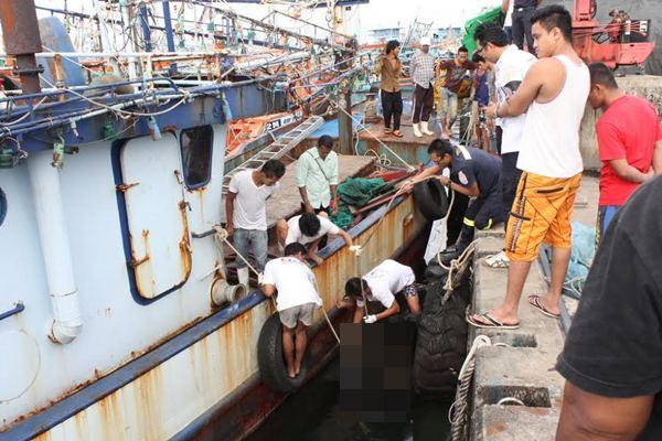 Dead body could be Burmese fisherman, say Phuket police