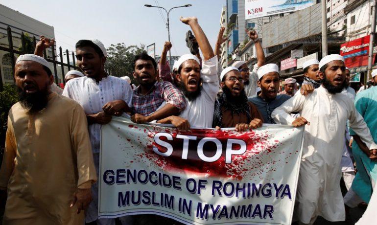 Burma sends envoy to Bangladesh as Rohingya crisis deepens