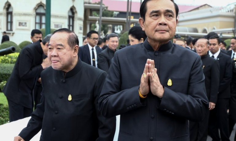 Burma, Thailand agree to collaborate on migrant worker fiasco