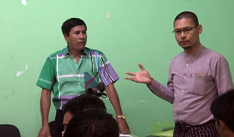 Burmese journalist sued, threatened after logging, cattle-rustling reports