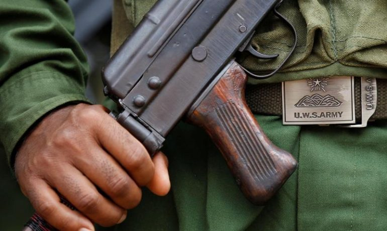 UWSA withdraws troops from Mongla territory