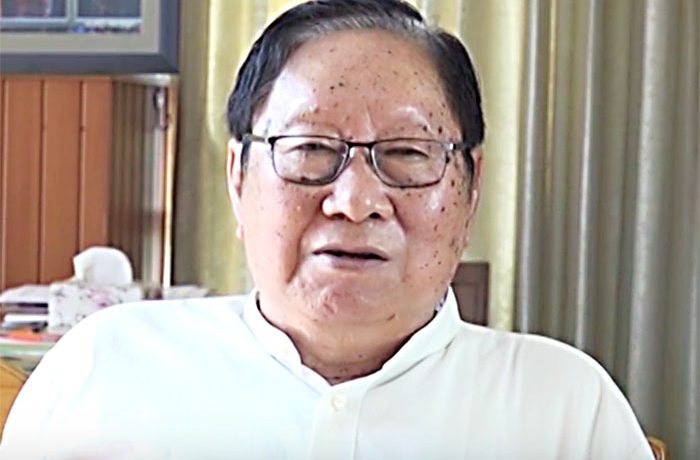 Military must assist us in amending constitution, says NLD's Nyan Win