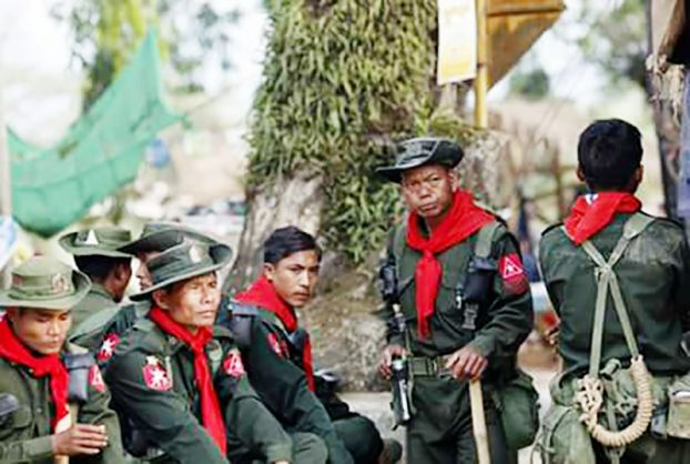 TNLA reports renewed clashes in N. Shan State
