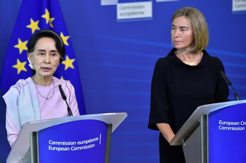 EU readies more sanctions against Burma