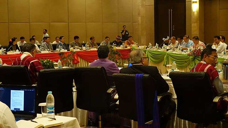 Ethnic states can write own constitutions: State Counsellor's Office