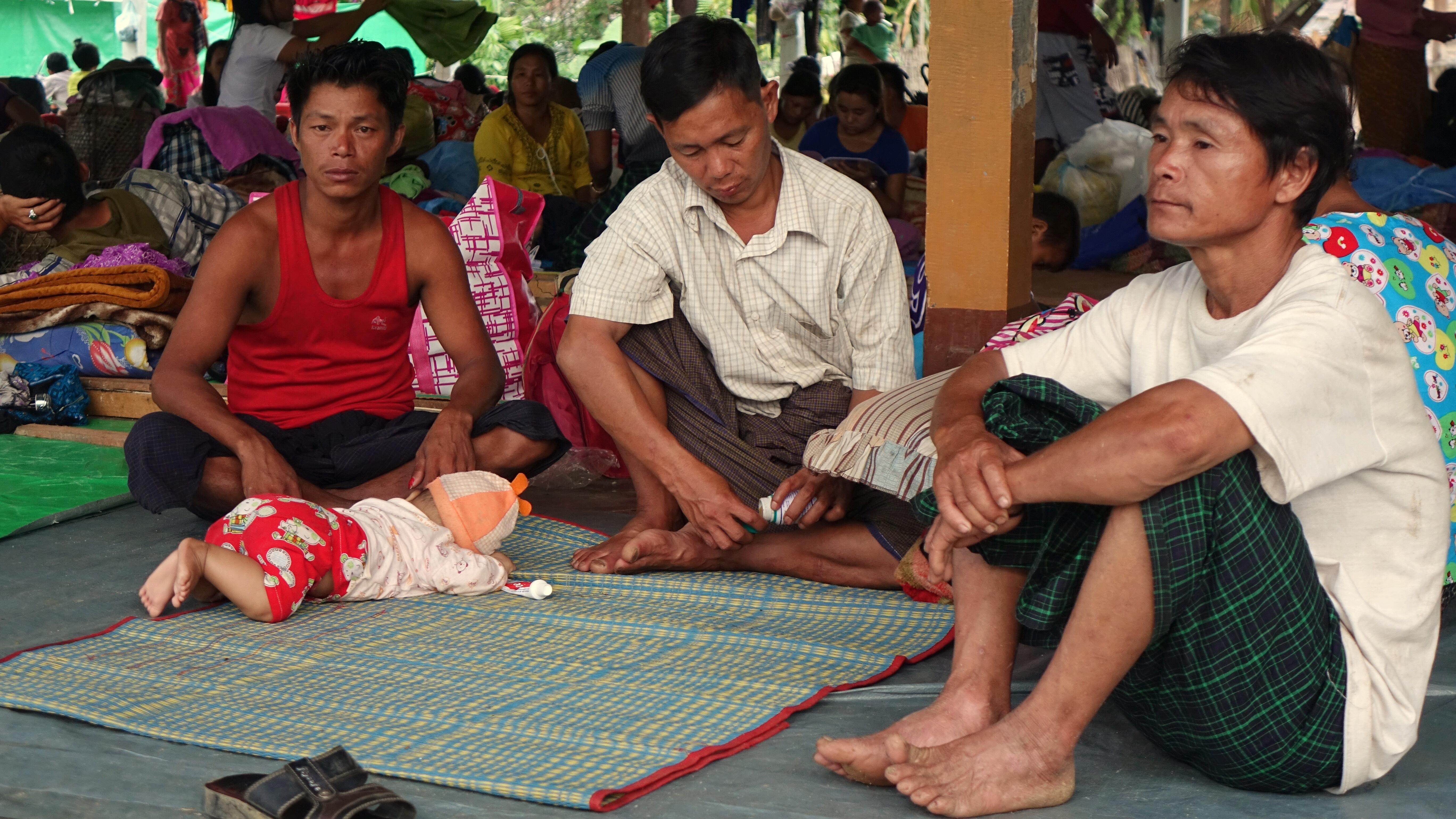Burmese army seizes KIA base near Tanai mines