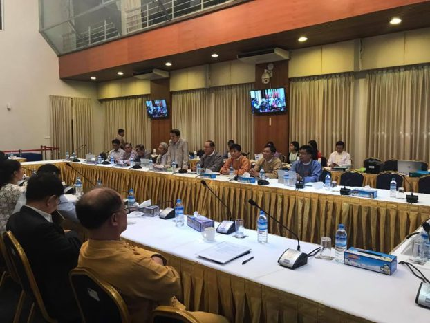 4 of 8 NCA points agreed at govt, ethnic bloc talks