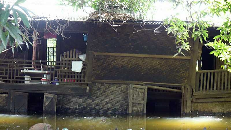 Mandalay, Pakokku hit by floods; Irrawaddy River exceeds danger level