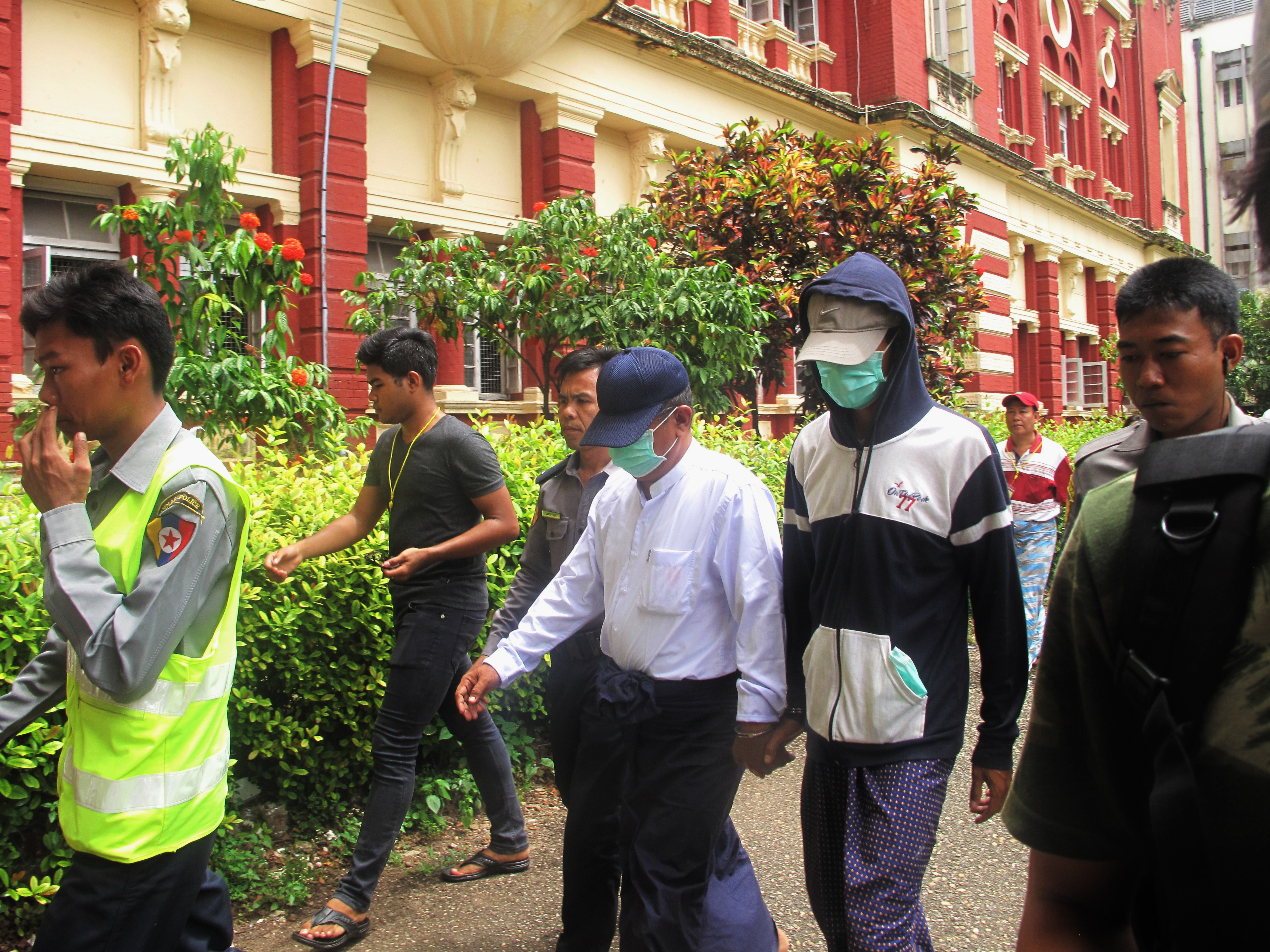 Graft trial for officials accused of shady Rangoon land deal continues