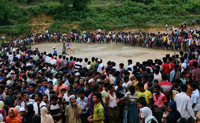 Malaysia stands up for Rohingya