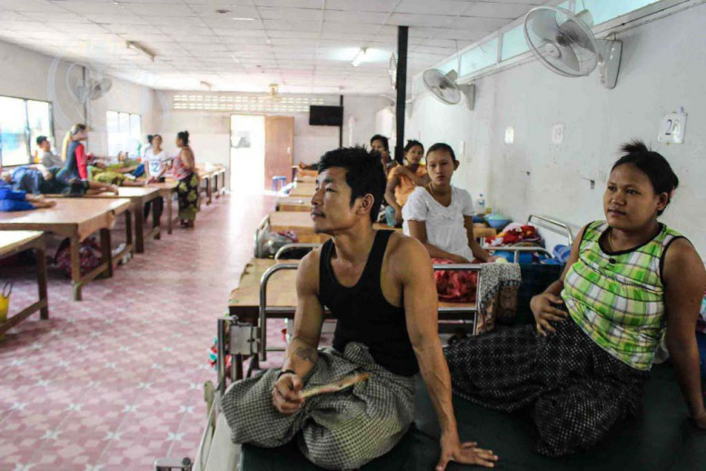 Funding crisis causes cuts at Mae Tao Clinic