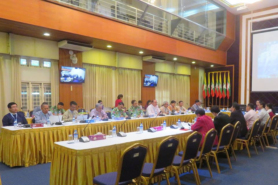 Burmese peace talks 'deadlocked' over terminology, says UNFC